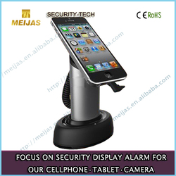 security cell phone stand sensor holder