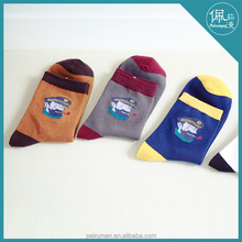 Custom Cotton Sock Bulk Wholesale Cheap Cotton Sock Man Socks