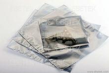 OEM antistatic shielding bag for packing rf shielding cover