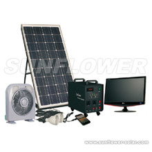 complete home solar system