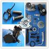 motor de 4 tiempos de la bicicleta/66cc moped motorcycle/gasline bicycle engine kit