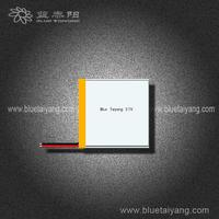 755585 3500mAh polymer battery cells for tablet pc