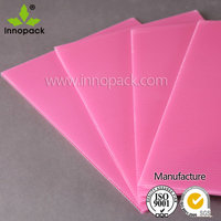 10mm thick PP plastic hollow sheet