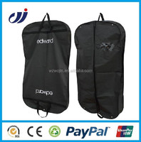 Travel foldable garment bag/Promotional wholesale cheap suit cover
