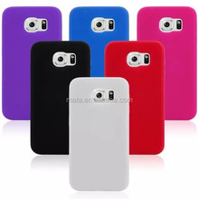 100% perfect fit for samsung galaxy s6, silicone case for samsung galaxy s6