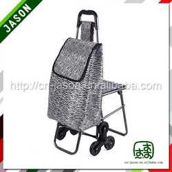 luggage cart trolley folding dog crate