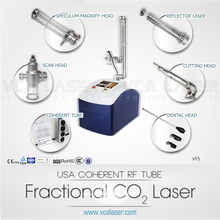 spa machine /beauty machine/portable laser fractional Fractional CO2 laser
