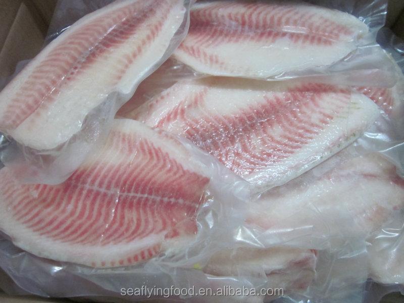 Frozen tilapia fish fillet view tilapia fillet seaflying for Best frozen fish fillets