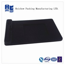Factory wholesale many low cost blister tray with flocking in quantity