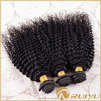 short hair brazilian curly weave, virgin brazilian jerry curl hair weave, premium now hair weave