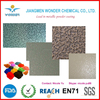 epoxy polyester texture powder coatings