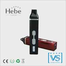 High level dry herb vaporizer hebe Titan 2 portable vaporizer pen with stable temperature use