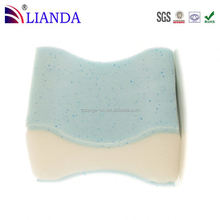 leg support pillow,activated carbon knee pillow for sale