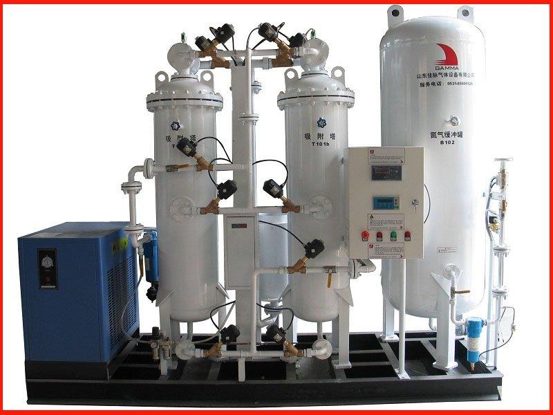 Generador de gas nitr geno de alta pureza - Generador de gas ...