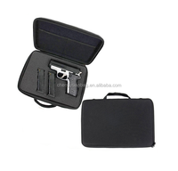 hot sales leather EVA gun carrying case