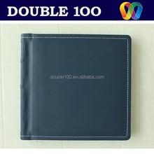 customize high quality cheap price photo album book wiih PVC inner sheet