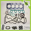 High Performance Auto engine overhaul gasket set for toyota 2C-T