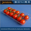 rectangular PP plastic storage box,transparent plastic food container with lid