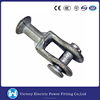 Hot Sale Transmission Line Fitting VIC Overhead Line Electrical Power Link Fitting Galvanized U Type Ball Clevis Ball Eyes