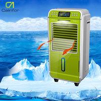 welcome custom logo 220V turbo fan Ionizer air purification type green evaporative air cooler