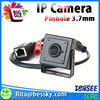 1080P invisible IP Camera mini 360 camera lens with POE Function