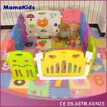 wholesale children kids indoor safety play plastic baby round playpen