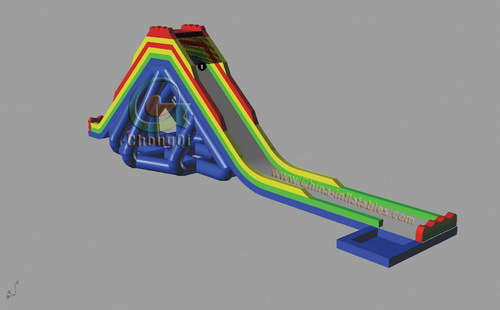inflatable water slide,giant inflatable water slide for adults,inflatable water slide