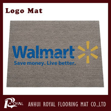 Fashion dust control washable floor carpet/Logo Mat/Entrance Door Mat