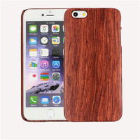3D Laser engrave wooden free sample phone case for iphone4 case.