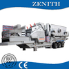 Latest Technology impact crusher and screening plant