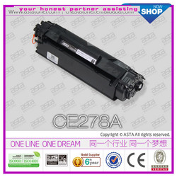 For HP P1566 laserjet printer CE278A