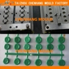 2015 experinced plastic cover injection mould for industry area (good quality)