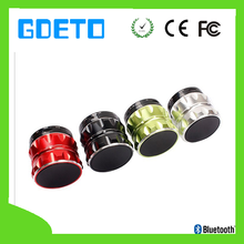 Wholesale app music mini bluetooth speaker automotive metal portable mini bluetooth speaker