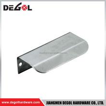 Novel design fancy stainless steel drawer pull handle