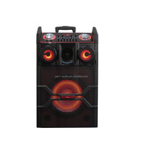 New design! Hi-Fi Sound System bass active speaker dj speaker equipment