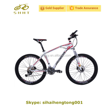 """26"""" Suspension Mountain Bicycle Made in China SH-MTB260"""