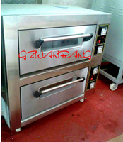 High Performance Best Functions Luxurious Electric two layers two trays Oven