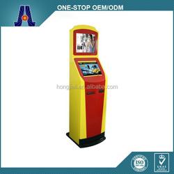 Kiosk Machine/Cash Acceptor Kiosk/Cash Dispensing Machine