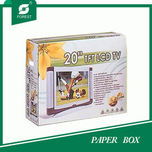 CARDBOARD FOLDING PAPER BOX FOR PRODUCTS