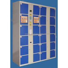 scuola di stoccaggio usato grande bagaglio armadio elettronico box memorizzazione abbigliamento petto
