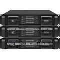 pro sonido del sistema amplificador de alta potencia