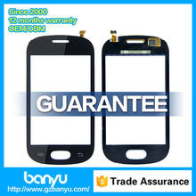 Banyu directly offer high quality replacement touch original for samsung s6812 screen