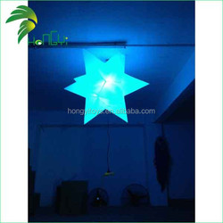 Top Sale Durable Attractive Decoration Silver Star Lighting