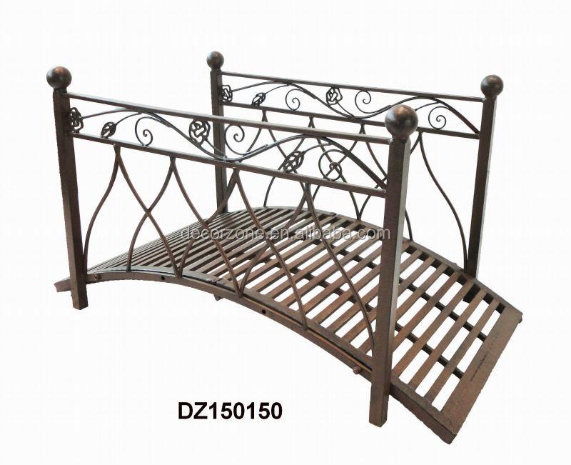 Antique forg fer jardin ponts pour vente arches pavillon pergola et ponts id de produit - Smeedijzeren pergola ...
