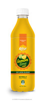 OEM Low Calorie Lemon Flavor Soda