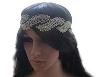 Fashion Women's Hot New Silver Crystal Rhinestone Hair Band Headband Hair Accessories