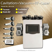 hottest skin care machines radio frequency vaccum cavitation tripolar multipolar rf (CE certification)