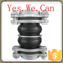 Free Shipping Flexible Screwed Expansion Rubber Joint