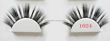 mink eyelashes wholesale 100% real mink false eyelash