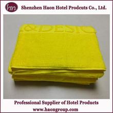 Brand new wedding gift towel with high quality